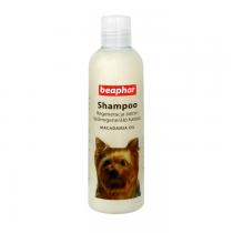 Beaphar Szampon dla psa regenerujący z olejkiem makadamia 250ml