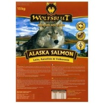 Wolfsblut Dog Alaska Salmon