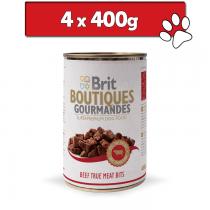 Brit Boutiques Gourmandes 4 x 400g