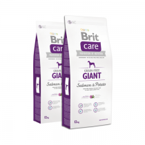 Brit Care Grain-free Giant Salmon & Potato 2x12kg