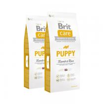 Brit Care Puppy Lamb & Rice 2x12kg