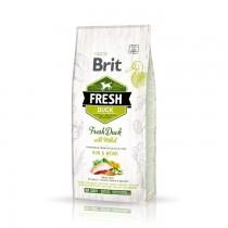 Brit Fresh Duck with Millet Active Run & Work