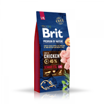 Brit Premium By Nature Senior Large/Extra Large L+XL 15kg