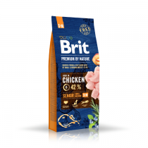 Brit Premium By Nature Senior Small/Medium S+M 15kg