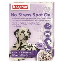 Beaphar No Stress Spot On dla psa 3 pipety
