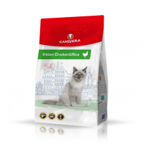 Canivera Kitten Chicken & Rice 400g