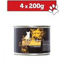 Catz Finefood Purrrr puszka 200g x 4