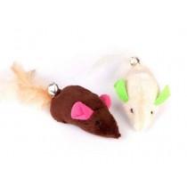 Dingo Myszki pluszowe 2szt