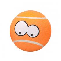 Coockoo Breezy Big piszcząca piłka pomarańczowa 10,25cm