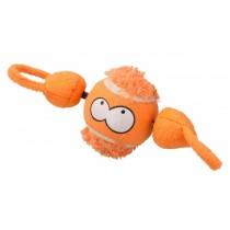 Coockoo Shoot piłka z gumą pomarańczowa 7,8cm