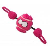 Coockoo Shoot piłka z gumą różowa 7,8cm