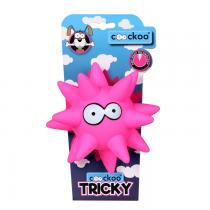 Coockoo Tricky gryzak różowy 13,5x13,5x12cm