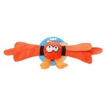 Coockoo Thunder piszcząca piłka pomarańczowa