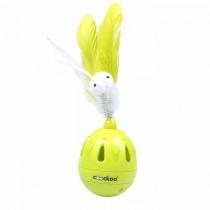 Coockoo Tumbler interaktywna zabawka limonkowa 19,5 x 7cm