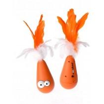 Coockoo Wobble interaktywna zabawka pomarańczowa 12,5 x 6,5cm