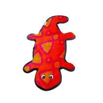Outward Hound Invincibles Gecko czerwono-pomarańczowy 4 piszczałki