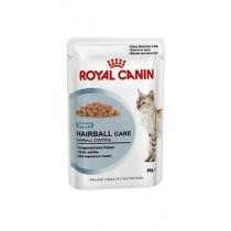 Royal Canin Feline Hairball Care w sosie 12x85g