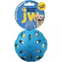 JW Pet Crackle Ball Medium