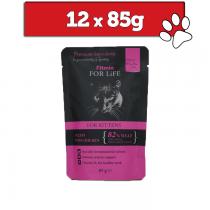 Fitmin Cat For Life PouchKitten 85g x 12