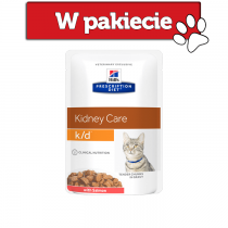 Hill's Prescription Diet Feline k/d Kidney Care 85g