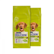 Dog Chow Adult Lamb 2x14kg