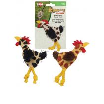 Skinneeez Pluszowy kurczak dla kota