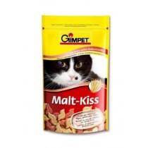 Gimpet Malt Kiss pastylki odkłaczające dla kota 40g