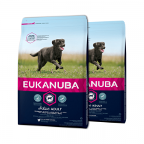 Eukanuba Active Adult Large & Giant Breed 2x15kg
