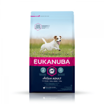 Eukanuba Active Adult Small Breed 7,5kg