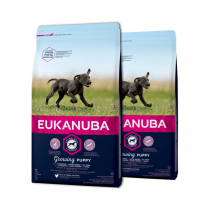 Eukanuba Growing Puppy Large & Giant Breed 2x15kg