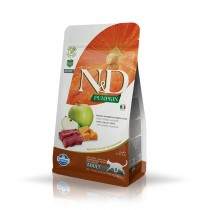 Farmina N&D GF Adult Cat Pumpkin Venison & Apple