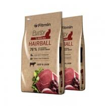Fitmin Cat Purity Grain Free Hairball 2x10kg