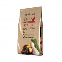 Fitmin Cat Purity Grain Free Kitten 10kg