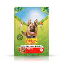 Friskies Vitafit Active z wołowiną
