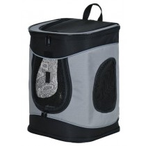 Trixie Plecak dla psa Timon czarny 34x44x30cm