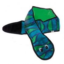 Outward Hound Invincibles Snake niebiesko-zielony 6 piszczałek