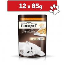 Gourmet A la Carte 85g x 12