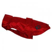 Grande Finale Peleryna przeciwdeszczowa czerwona łapki [rozmiar 2] 24cm