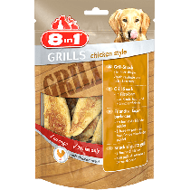 8in1 Grills Chicken Style - grillowany kurczak 80g
