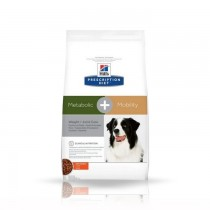 Hill's Prescription Diet Canine Metabolic + Mobility z kurczakiem