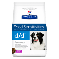 Hill's Prescription Diet Canine d/d Food Sensitivities z kaczką i ryżem