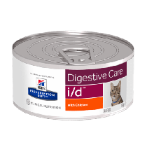 Hill's Prescription Diet Feline i/d Digestive Care z kurczakiem 156g