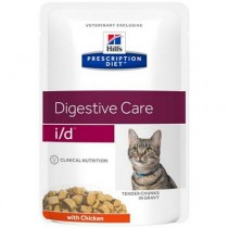 Hill's Prescription Diet Feline i/d Digestive Care 85g