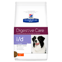 Hill's Prescription Diet Canine i/d Digestive Care Low Fat z kurczakiem
