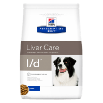 Hill's Prescription Diet Canine l/d Liver Care original 5kg
