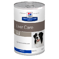 Hill's Prescription Diet Canine l/d Liver Care original 370g