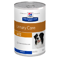 Hill's Prescription Diet Canine s/d Urinary Care original 370g