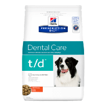 Hill's Prescription Diet Canine t/d Dental Care z kurczakiem