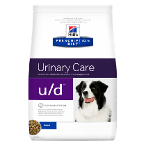 Hill's Prescription Diet Canine u/d Urinary Care original 12kg