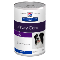 Hill's Prescription Diet Canine u/d Urinary Care z kurczakiem 370g